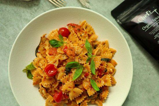 Chicken Tomato Basil Pasta